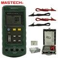 MASTECH MS7222 RTD детектор сопротивления температуры калибратор измерения имитирующий 7 RTDs диагностический инструмент