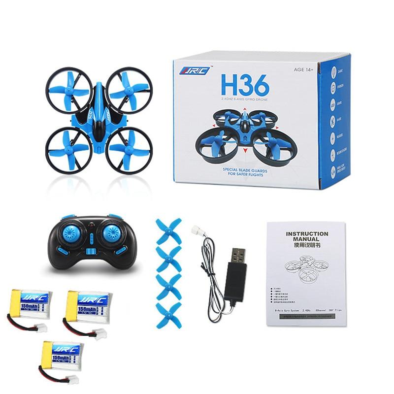 Date D'origine JJR/C JJRC H36 Mini Drone 6 Axe RC Micro Quadcopter Avec Sans Tête Mode RC Hélicoptère Meilleurs Jouets Pour Kid