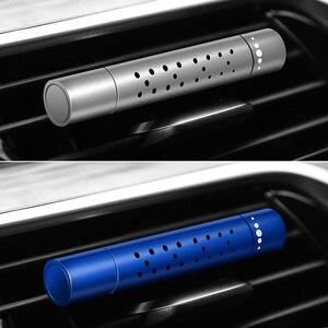 Image 5 - Carro interior ambientador tomada aromaterapia fragrância perfume carro sólido bálsamo ar condicionado duradouro fragrância