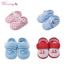 Cheap Baby Shoes Pure Cotton Newborn Baby Girl boy