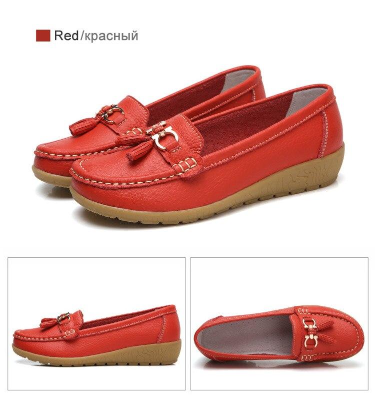 Spring women genuine leather shoes HTB16taHrCBYBeNjy0Feq6znmFXao