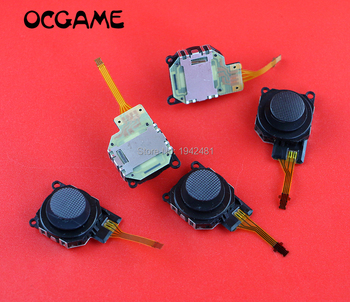 15pcs/lot high quality Original and new 3D Analog Joystick Rocker Replacement for Sony PSP3000 PSP 3000 Game Console