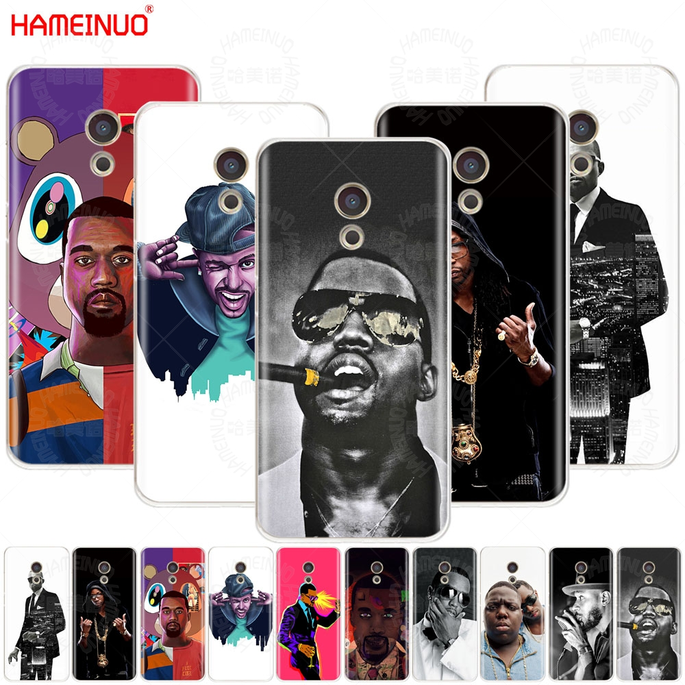 HAMEINUO P.Diddy Sean Combs Cover phone Case for Meizu M6 M5 M5S M2 M3 M3S MX4 MX5 MX6 PRO 6 5 U10 U20 note plus ...