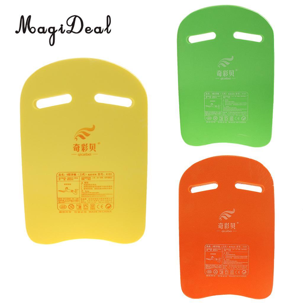 MagiDeal Hot-Selling Safty Swimming Pool Aid U Design Kickboard Floating Hand Board Foam Kids Children Kids Adults Pool Training