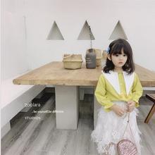 Новая рубашка для девочек модная Осенняя хлопковая блузка для девочек 2-7 лет, PX72