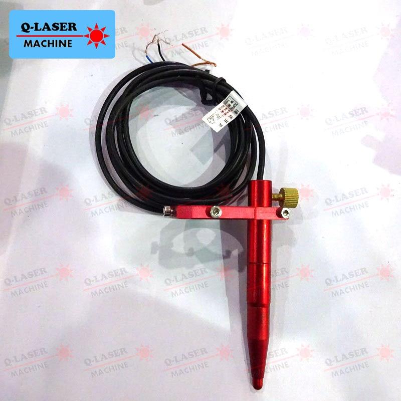 Capteur de mise au point automatique de la tête de découpe Laser CO2 pour coupe-Laser automatique motorisé vers le bas
