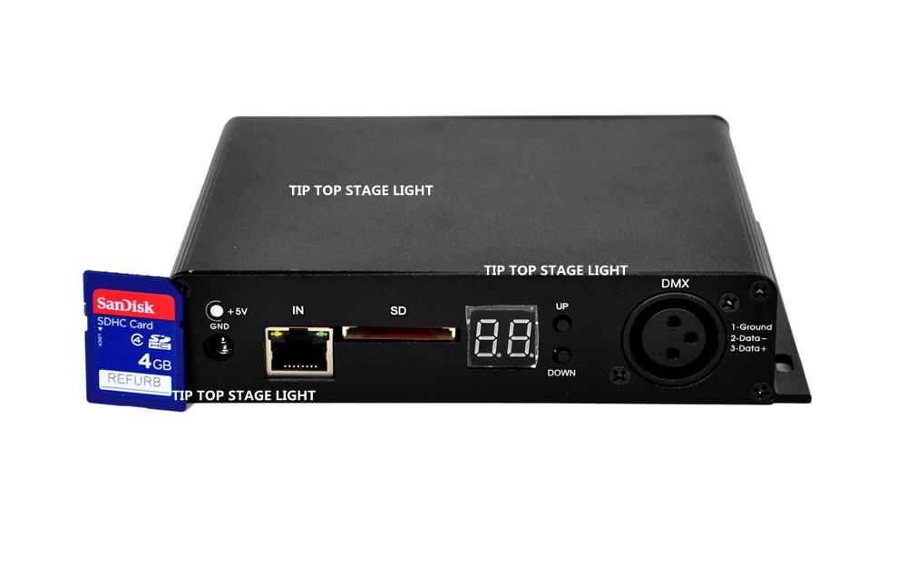 TIPTOP P18 3 M * 5 M LED Video Tirai Dengan Off Line Controller Untuk - Pencahayaan komersial - Foto 5
