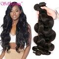 7A Mink Brazilian Virgin Hair Body Wave 3 Bundles Body Wave Brazilian Hair Weave Bundles Cheap Silkylong Human Hair Extensions
