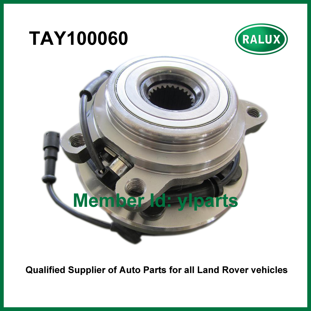 Tay100060 new front car wheel hub bearing assembly for land range rover discovery 1998 2004