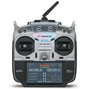 Image 4 - Радиоконтроллер Futaba 18SZ, передатчик с телеметрией, 2,4 ГГц, R7008SB приемник для мультикоптера