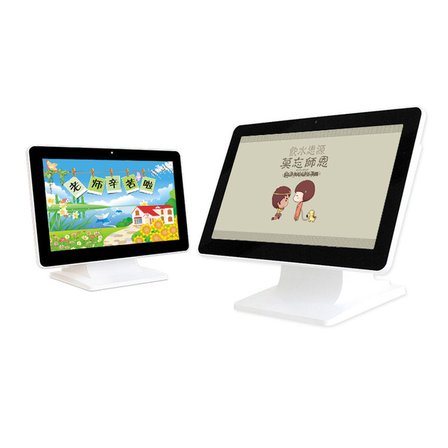Widely used 15.6 inch resistance touch screen industrial pc all in one 1
