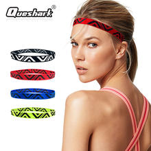 Professional Sweatband Sports Headband Non slip Unisex Breathable Tennis Badminton Running Hairband for Sports font b