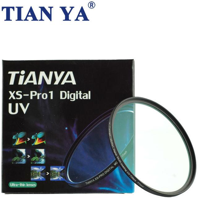 2575706bcdb85 Wtianya Filtro de lente Filtro UV 82mmultra-thin óculos de sol c-polarizado  filtro