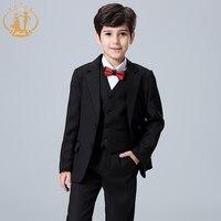 Nimble boys suits for weddings School Formal Suits costume enfant garcon mariage blazers for boys blazer garcon disfraces infant