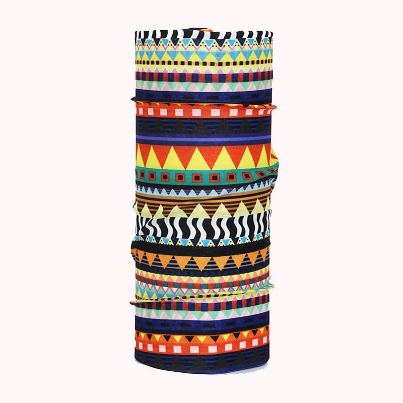 New Design Art Scarf Variety Magic Bandanas Summer Neckerchief Hijab Outdoor Flower Headband Veil Head Scarves Face Mesh BC-5057