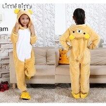 Детские пижамы для маленьких мальчиков и девочек с изображением медведя d441cf10e07b9