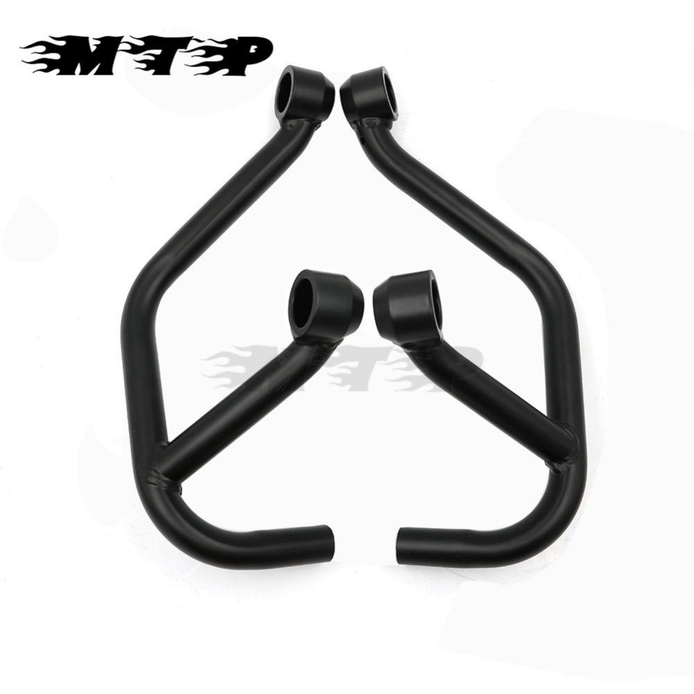 MT-09 FZ-09 13-16 Steel Motorcycle Engine Crash Bars Guard Bumper For Yamaha MT09 FZ09 MT FZ 09 2013-2016 Falling Protection engine bumper guard crash bars protector steel for yamaha mt09 mt 09 fz07 fz 09 2014 2016 2014 2015 2016 motorcycle