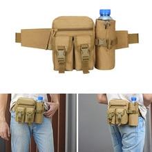 Pouch Waist-Backpack Sport Outdoor Camping Belt-Bag Soft Men's