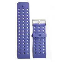 Wholesale 18Pcs 30mm Sporty Blue Plastic Watch Band Straps WB1024A30PB