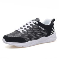 2017 NEW Running Sneakers For Men Winter Sport High Quality Mens Trainers Jogging Run Osapato Masculino