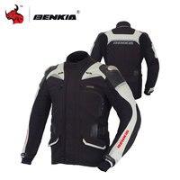BENKIA Moto Jacket Motorcycle Reflective Jacket Motocross Racing Jacket Moto Winter Windproof Motorbike Jacket S 4XL