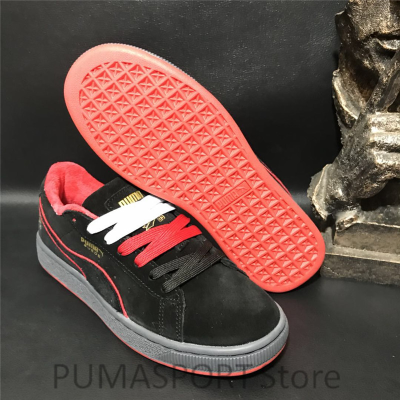 New Arrival Puma Suede 50 Fubu Men s and Women s Breathable Sneaker  Badminton Shoes Size36 44-in Badminton Shoes from Sports   Entertainment on  ... 7d03ff521