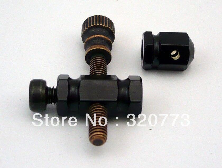 Custom Tattoo Machine Brass Binding Post M4 Set Front & Rear Binder - SUE WANG supplies store