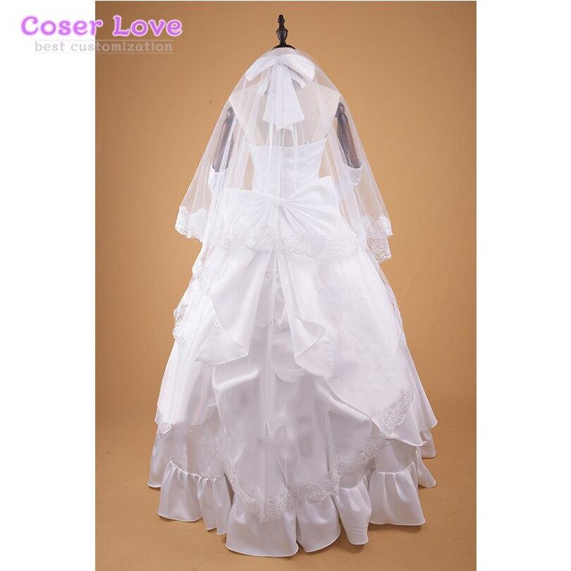 Fantasia para casamento, traje para cosplay do