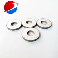15*6*2mm Piezo Seramik Halka PZT4  Piezoelektrik Seramik Halka 15*6*2mm
