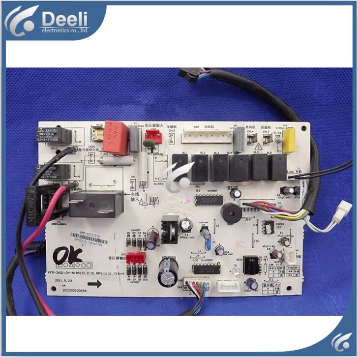 95% new good working for air conditioning computer board KFR-35T3-C.D control board on sale 95% new good working for air conditioning computer board kfr 26g bp2dn1y f 32g bp2dn1y l j control board on sale