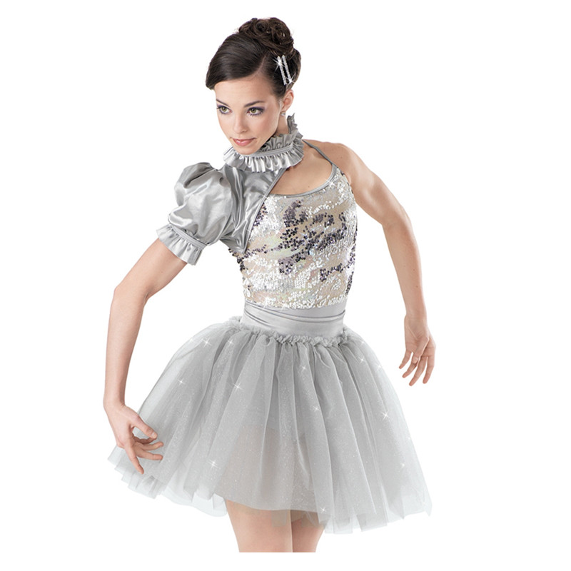 2420520639 Señora Jazz trajes bailarinas calle bailando traje adulto falda moderna  lentejuelas traje danza Jazz Tap Dance desgaste D-0424 - a.royalgel.me