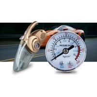 Portable Vacuum cleaner Set Kit Accessories EVA hose LED lamp lighting Tire pressure monitor Manual Wet/Dry Car