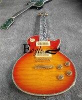 Eagle. Butterfly electric guitar, electric bass Custom Shop custom built rock metal electric guitar LP Maple veneer guitar custo