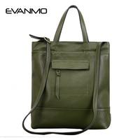 Genuine Leather Metal Large Tote Bags European Brand Designr Real Leather Women Handbags Roomy Big To Holder Laptop Easy Handbag