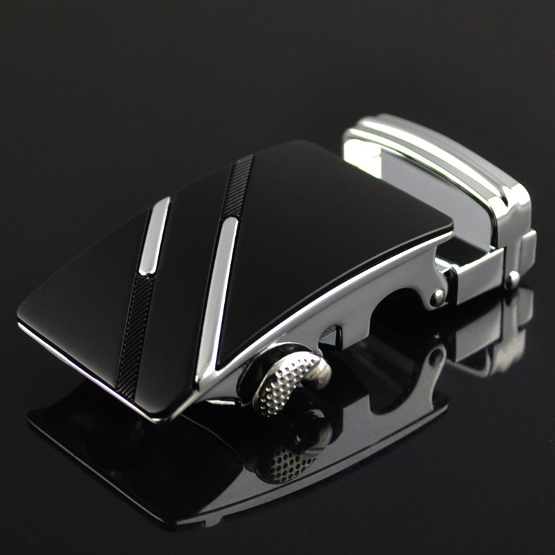 New Luxury Brand Famous Designer Belts Automatic Buckle For 3.5cm Leather Belt High Quality Men Fashion Gifts For Men LY11245