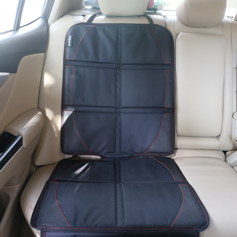 Black Car seat protector mat Auto Baby Infant Child Seat Saver Easy ...