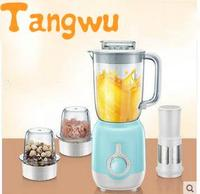 Free shipping Household meat grinder blender multifunction juice baby consisting of material