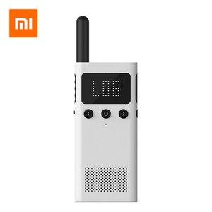 Image 4 - Умная рация Xiaomi Mijia 1S с FM радио, динамиком, режимом ожидания, приложением