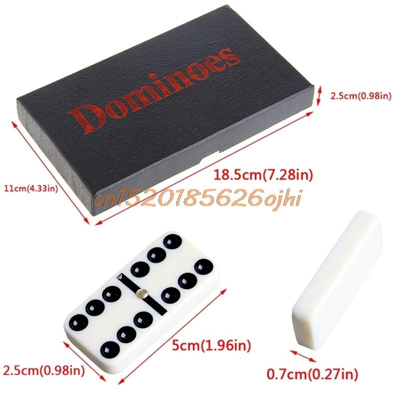 US $10 22 21% OFF|Houten Domino Doos Speelgoed Game Set/28 Stks Reizen  Dominostenen # H030 # in Houten Domino Doos Speelgoed Game Set/28 Stks  Reizen