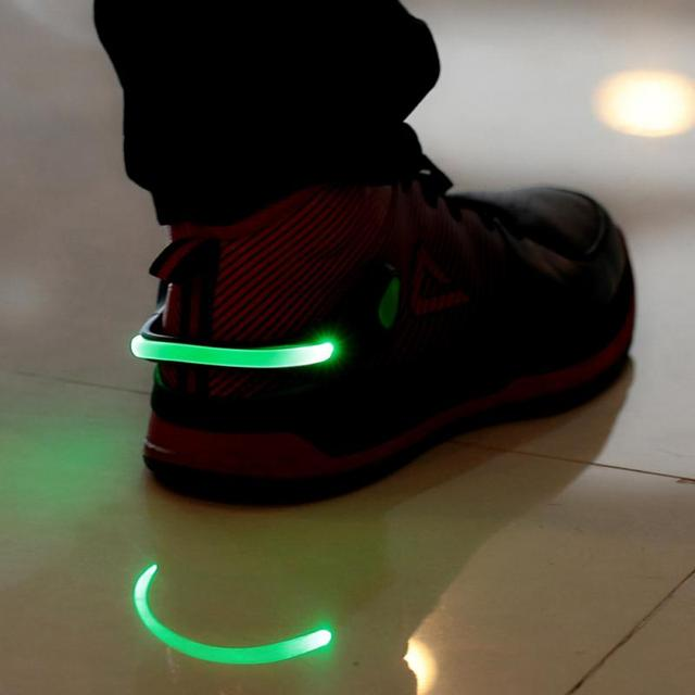 Outdoor LED Sports Shoe Light Gadget 2