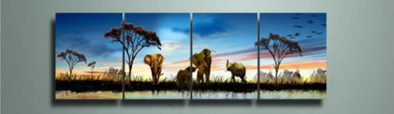 Safari Wall Art online get cheap safari canvas wall art -aliexpress | alibaba