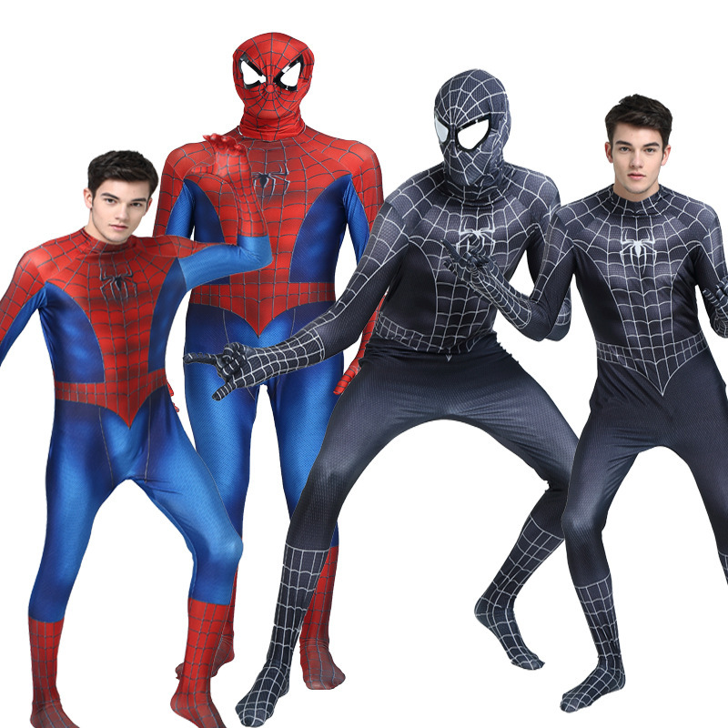 newest ps4 game zentai cosplay spiderman suit insomniac spider man costumes spiderman suit with. Black Bedroom Furniture Sets. Home Design Ideas