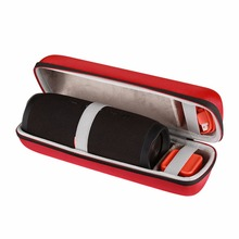 ФОТО cycling accessory wireless bluetooth speakers cases for jbl charge3 charge 3 for plug & cables storage zipper protective bag