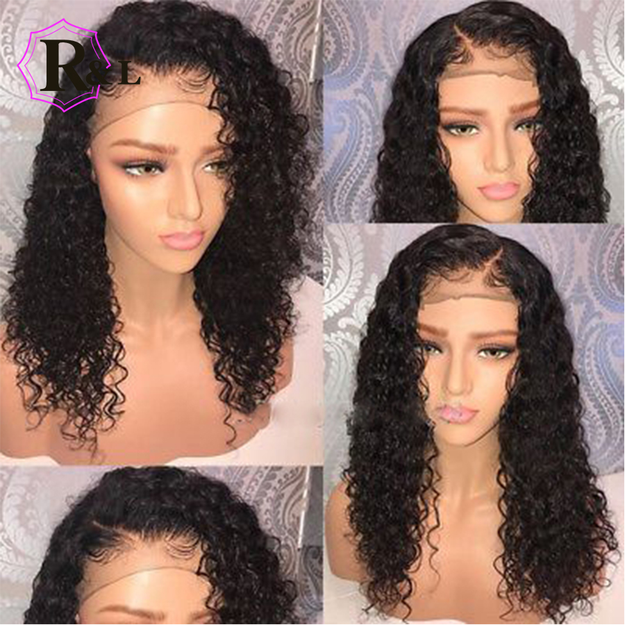 curly wig lace front wigs1