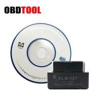 Black V1.5 / V2.1 ELM327 Bluetooth Scanner Multi-Language Car OBDII CAN-BUS Code Reader ELM 327 BT Works ON Android JC10