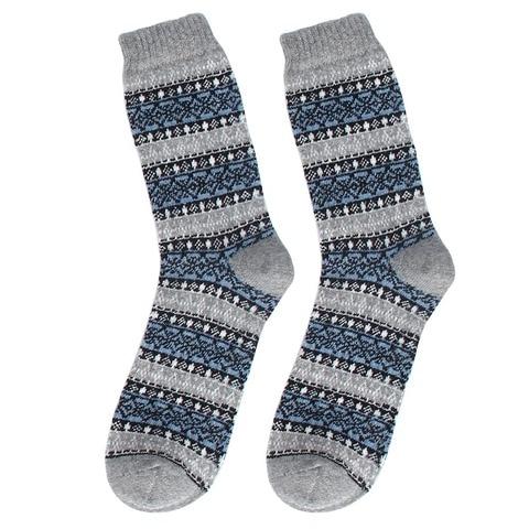 2018 New Autumn Casual Mens Socks Stripe Wool Socks Business Male Socks Lahore
