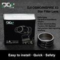 Pgy DJI OSMO inspire1 X3 профессиональный расширенный объектив камеры Filte звезда ручной 4 К камеры карданный 4X 6X 8X бпла беспилотный аксессуары