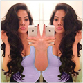 Grade 8A Peruvian Body Wave With Closure Ariel Human Hair 3 bundles With Closure Peruvian Virgin Hair Body Wave With Closure