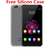 Original Oukitel U20 Plus Smartphone 1920 1080 5 5 IPS FHD MTK6737T Quad Core Fingerprint ID