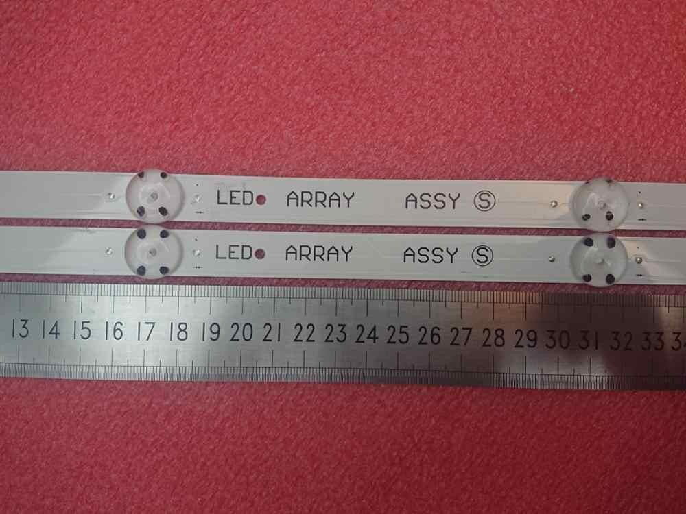 10 bộ = 30 cái LED strip cho LGIT MỘT B UOT MỘT B LG innotek DRT 3.0 32 inch 32MB25V 6916l-1974A 6916l-1975A 6916l-2223A 6916l-2224A